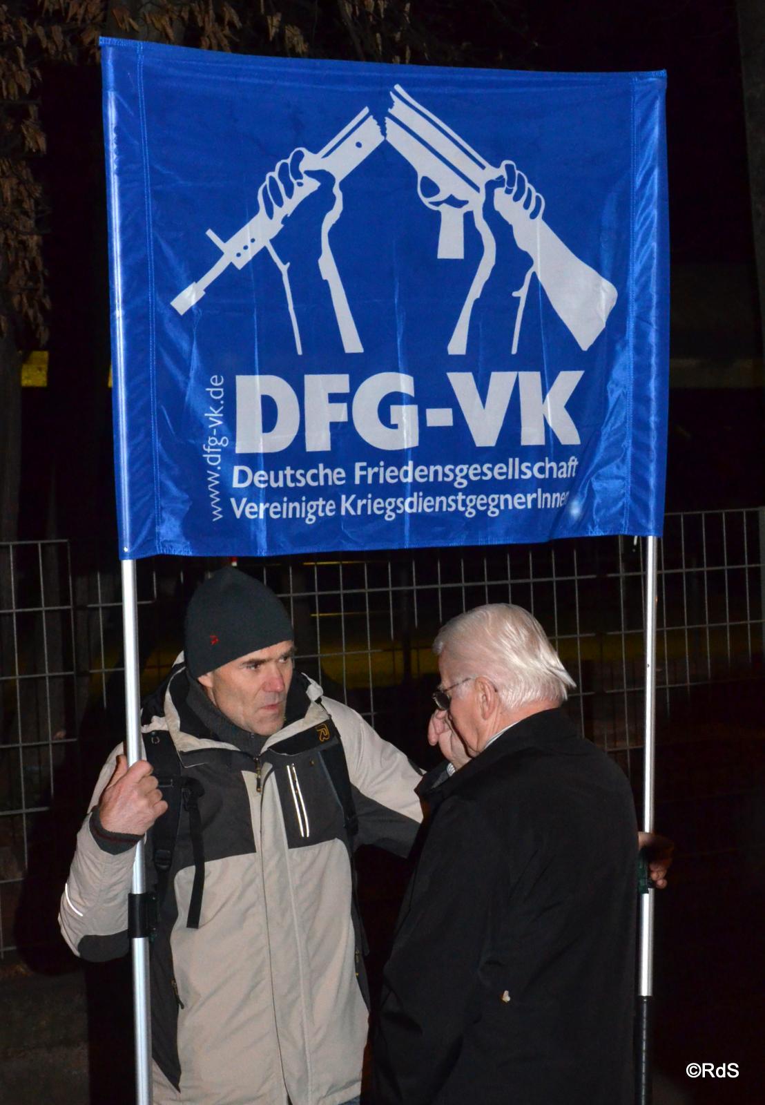01.12.2016 Deutsche Friedensgesellschaft, DFG-VK