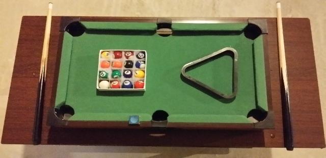 Table de snooker (billard)