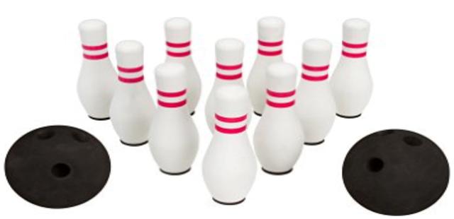 Piste de Bowling en mousse pour des tournois