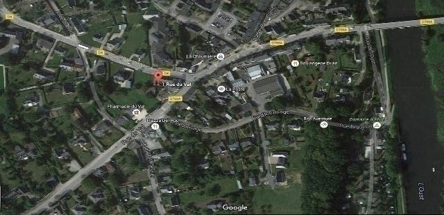 Gîte situé au 1 rue du Val Le Roc Saint-André 56460 Val d'Oust département du Morbihan région Bretagne France