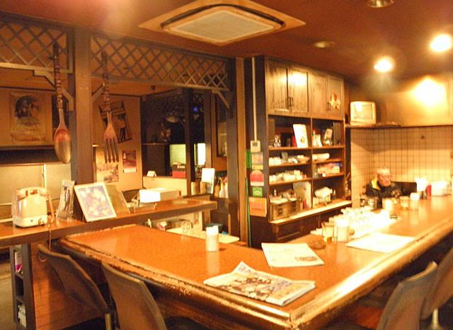 横浜 中区 末吉町 喫茶タケヤ