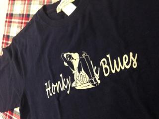 ホンキートンクTシャツ