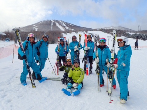 高知県スキー連盟会員募集