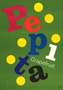 Pepita Plakat 1967