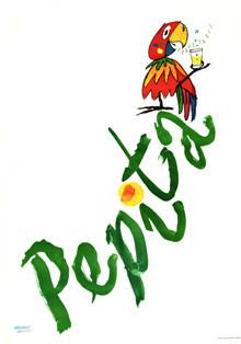 Pepita Plakat 1959