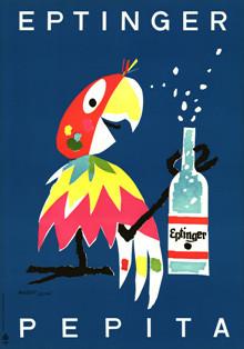 Pepita Plakat 1952
