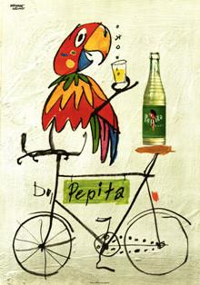 Pepita Plakat 1958