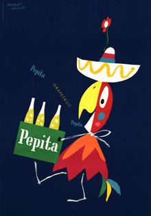 Pepita Plakat 1955