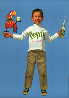 Pepita Plakat 1960