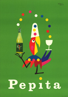 Pepita Plakat 1966