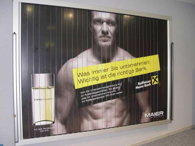 RLB Annenstraße Graz  335 x 238 cm