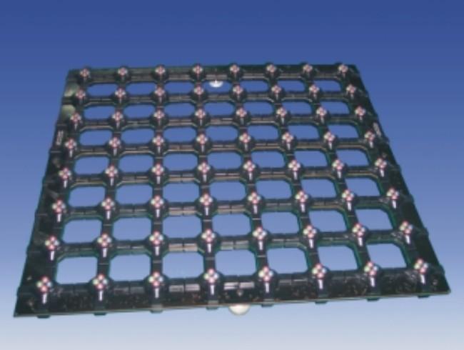 LED-Vorhang Modul P 31.5 mm