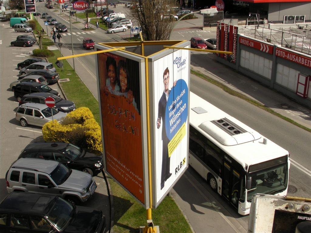 Mietstandort P10 Grabenweg/Andechsstr. Innsbruck