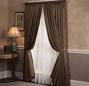CURTAINS OR DRAPES