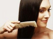 TO COMB MY HAIR