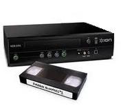 VCR [Video cassette recorder]