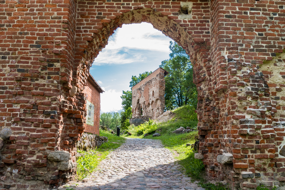 Burgruine Tartu
