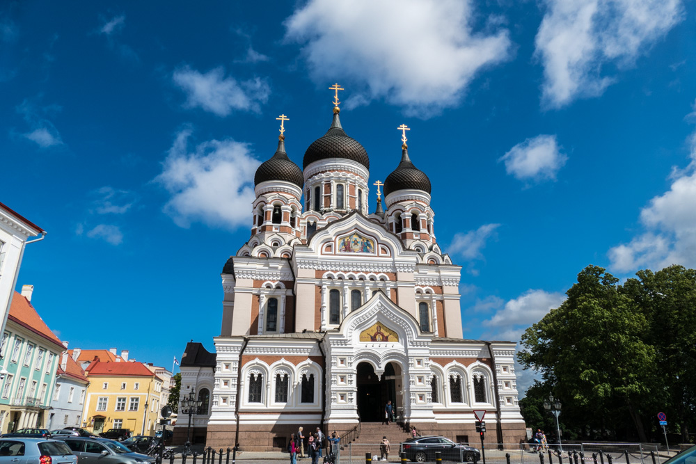 Aleksander-Newski-Kathedrale