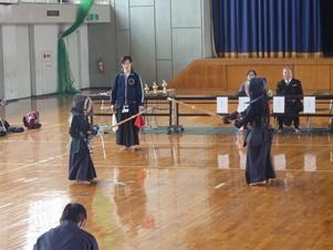 森体協剣道大会