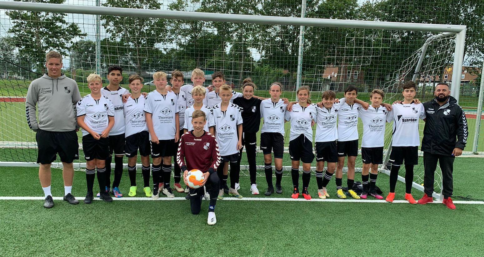 Qualifikation zum Landespokal der A- bis C-Junioren