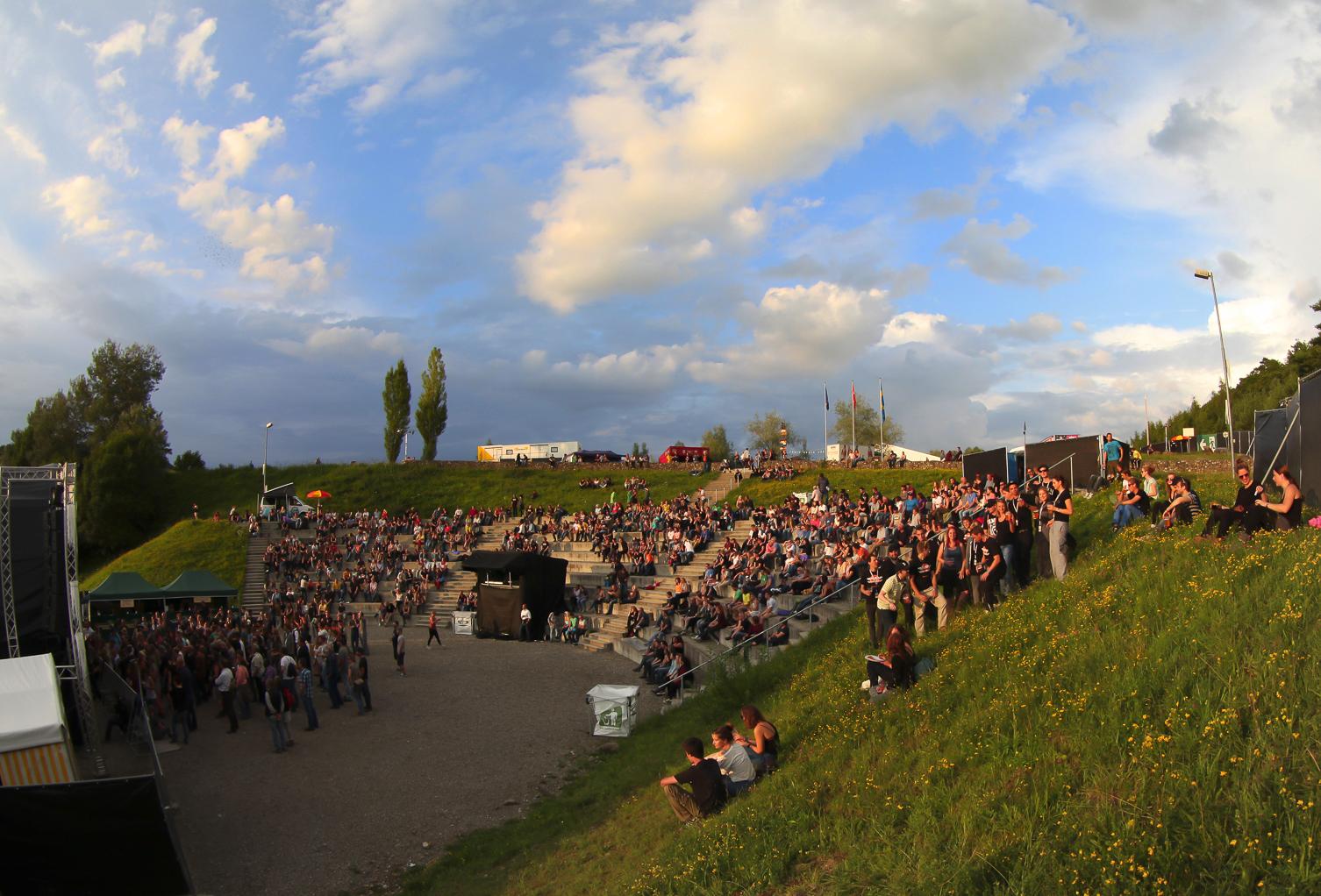 Amphitheater, 2014