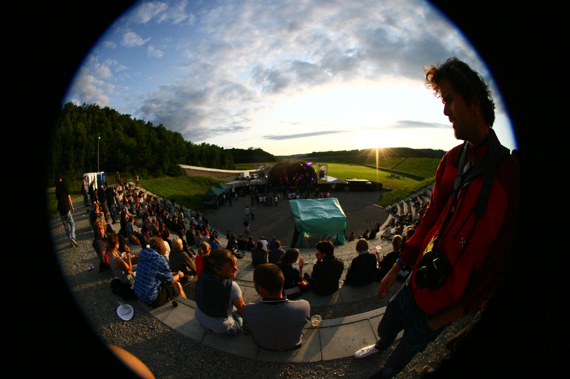 Amphitheater, 2012