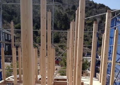 構造の状態を見ないで家を建てるほど、怖いものはありません。