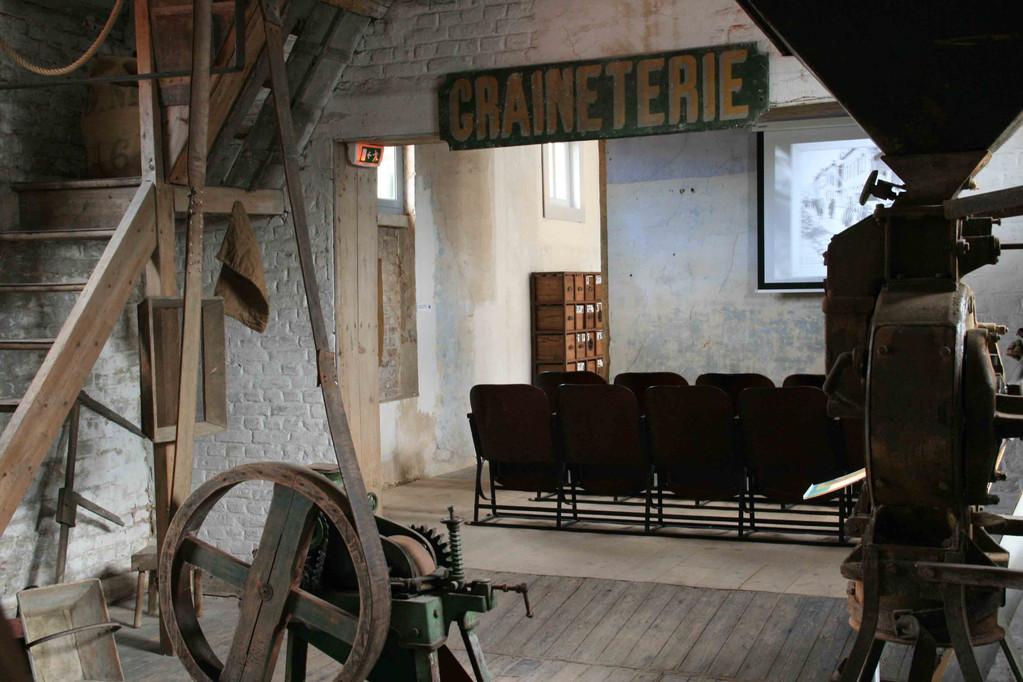 La graineterie (© Maison Matisse)