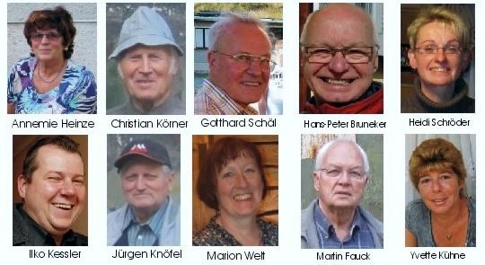 Bild: Seeligstadt Heimatverein Mitglieder