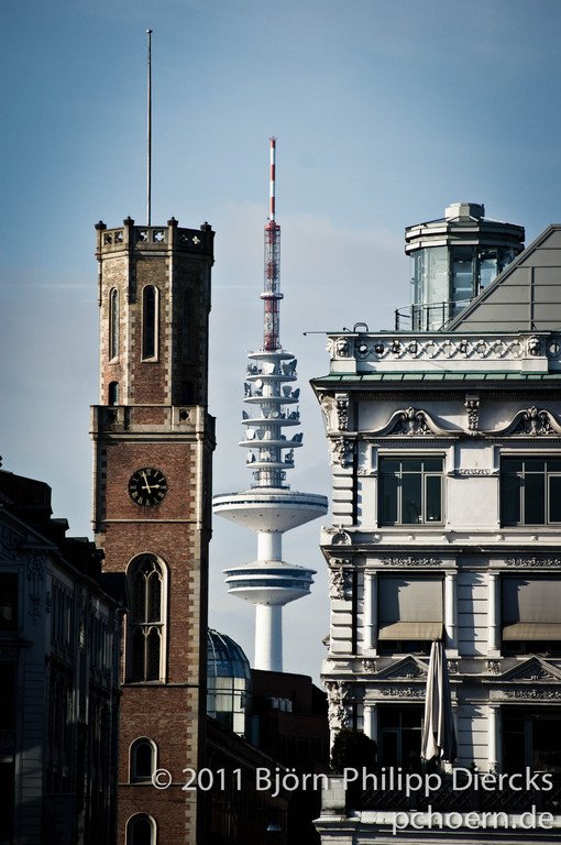 Alte Post und Fernsehturm