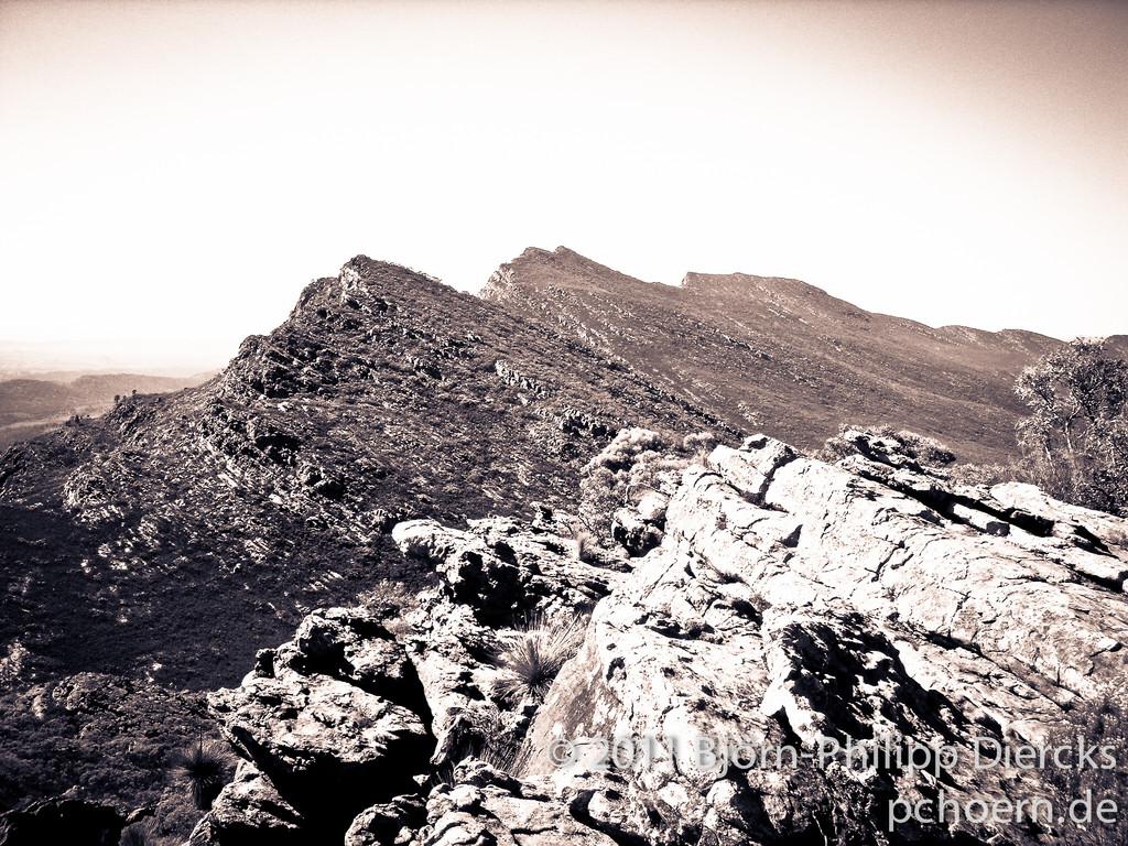 Flinders Ranges Australien