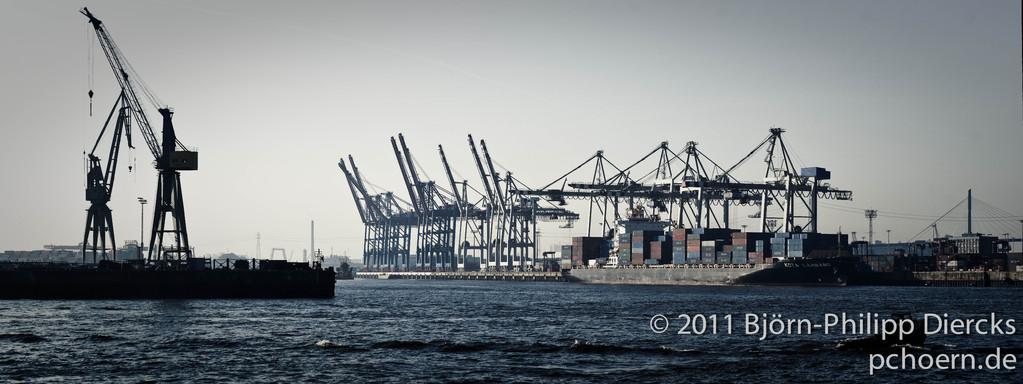 Docks Hafen