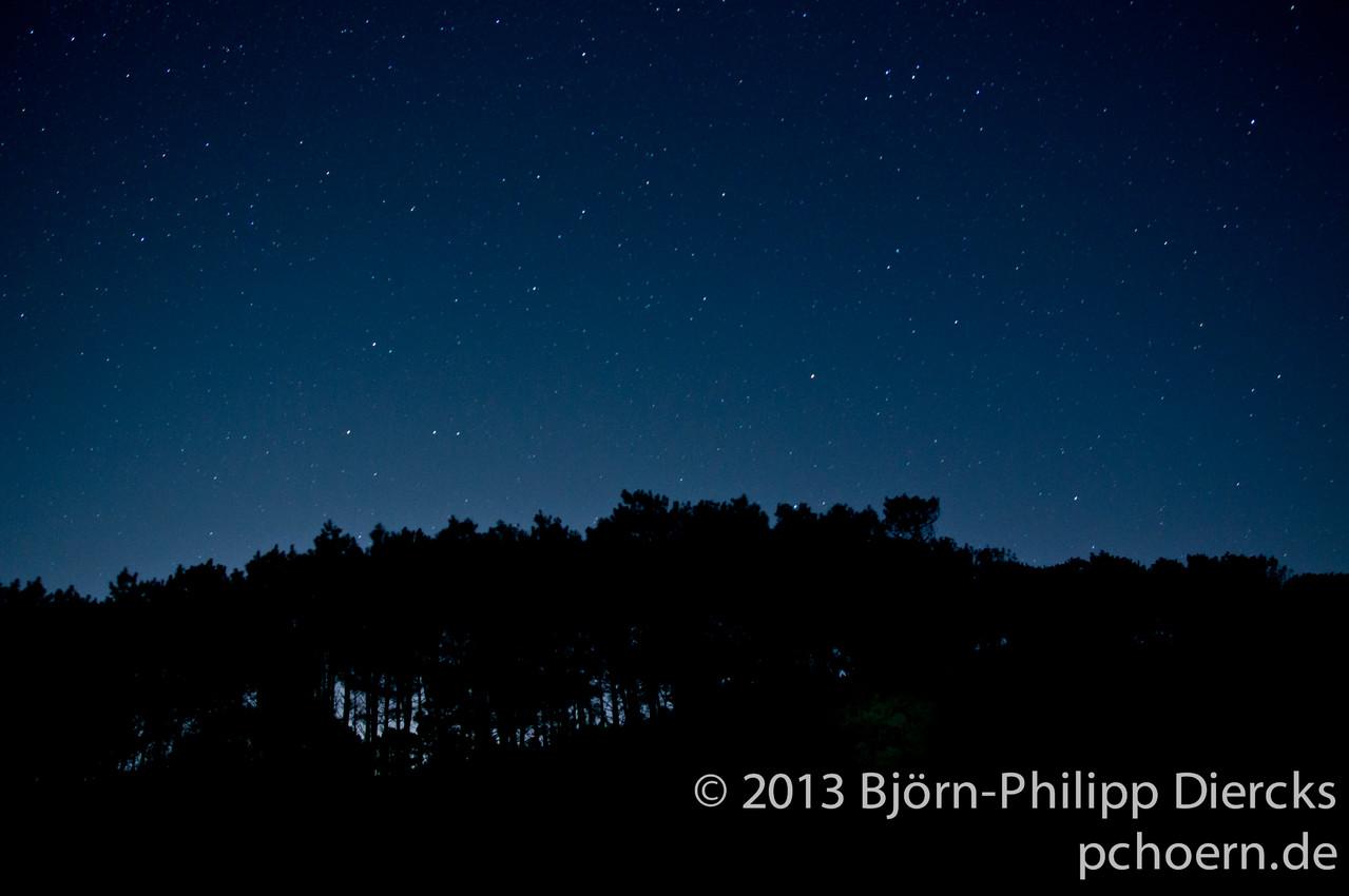 Nachthimmel, Nemina Spanien