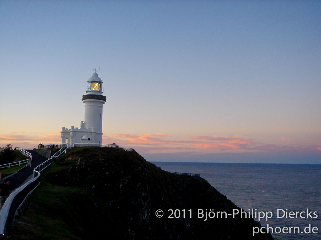 Byron Bay Leuchtturm Australien