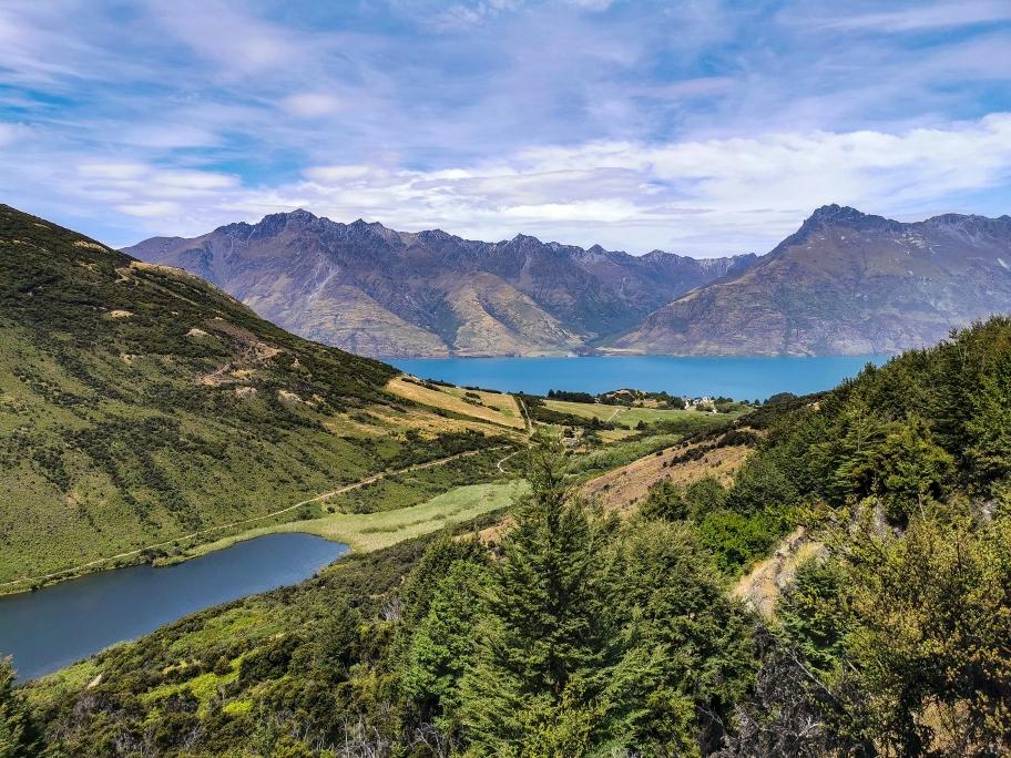 Lake Wakatipu (im Hintergrund)