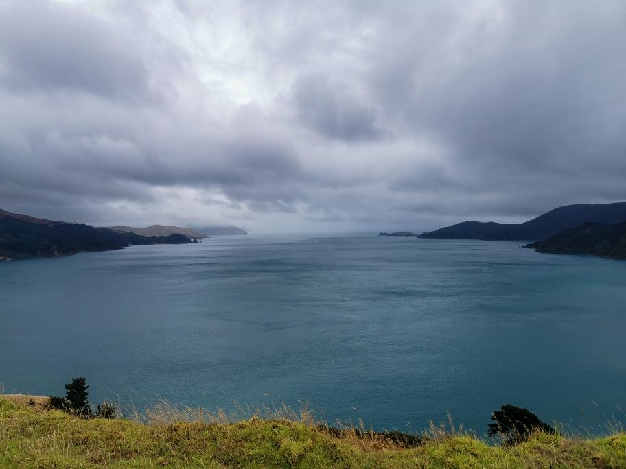 Noch so eine Fjordaussicht