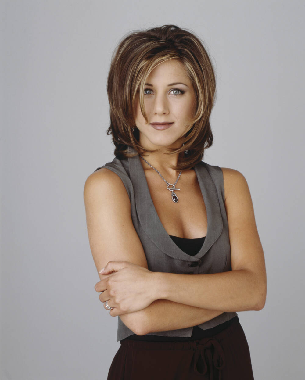 Jennifer Aniston als Rachel Green