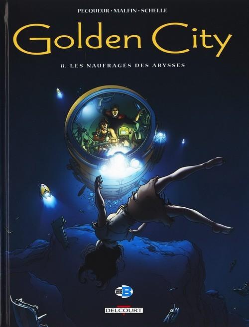Golden city, Tome 2,3 et 8