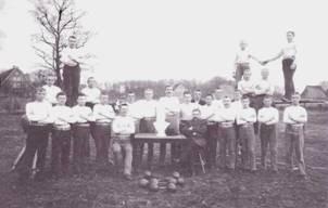 Gründungsfoto von 1903