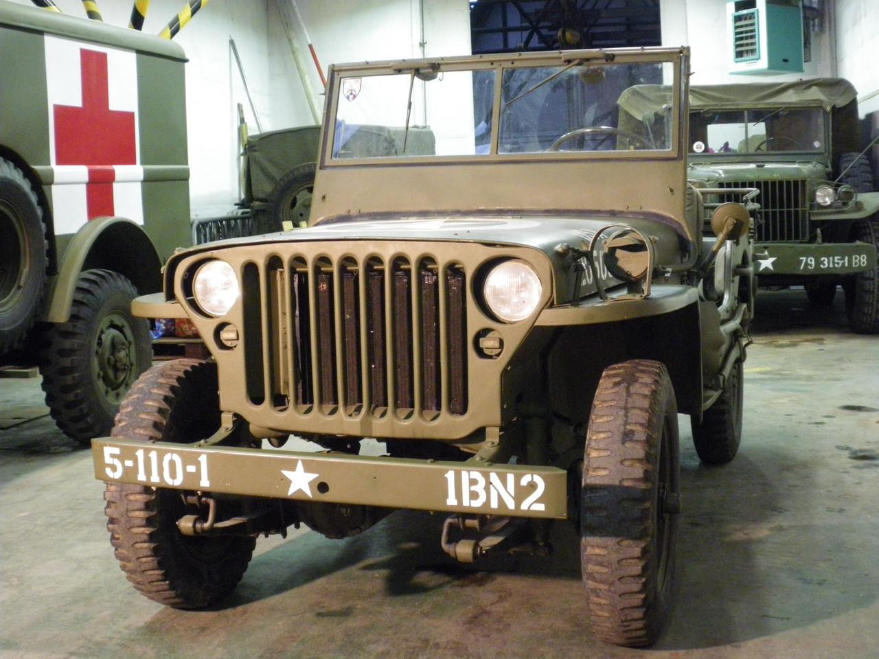 jeep hotchkiss m201 - afcvm