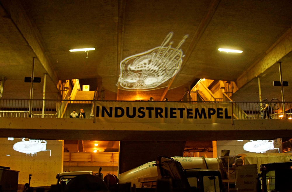 DARK 2019 | Foto: INDUSTRIETEMPEL