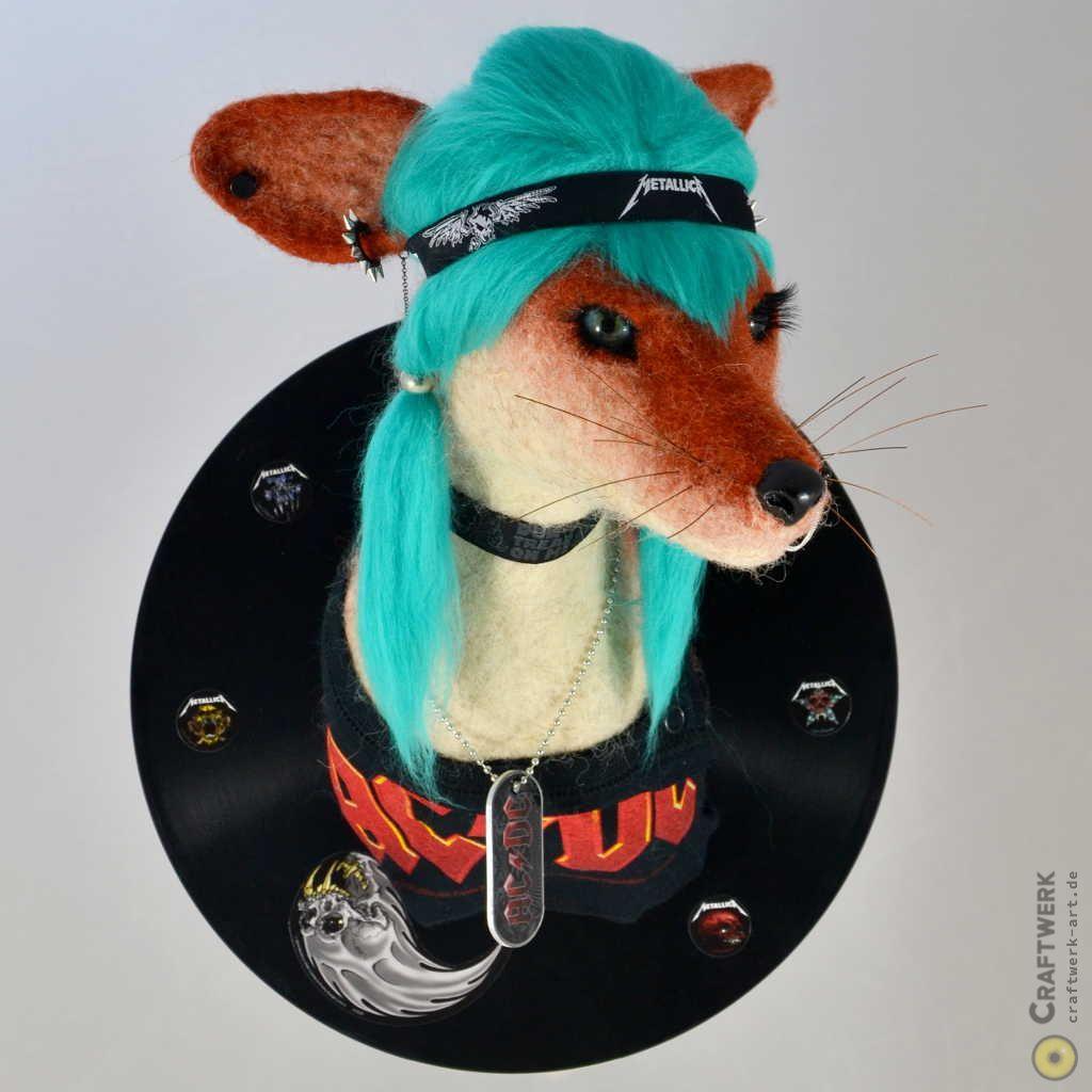 Rocking Foxy