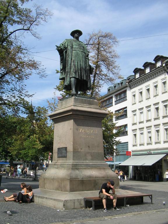 St. Gallen Vadianplatz
