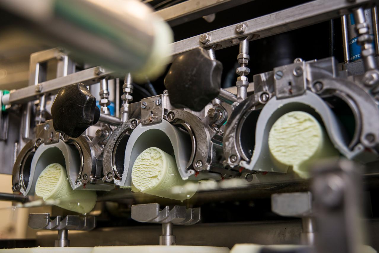 Schabziger Stöckli Maschine