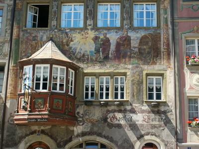 Restaurant Sonne, Stein am Rhein