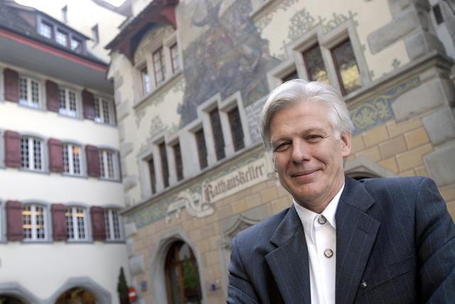 Stefan Meier, Restaurant Rathaus Zug