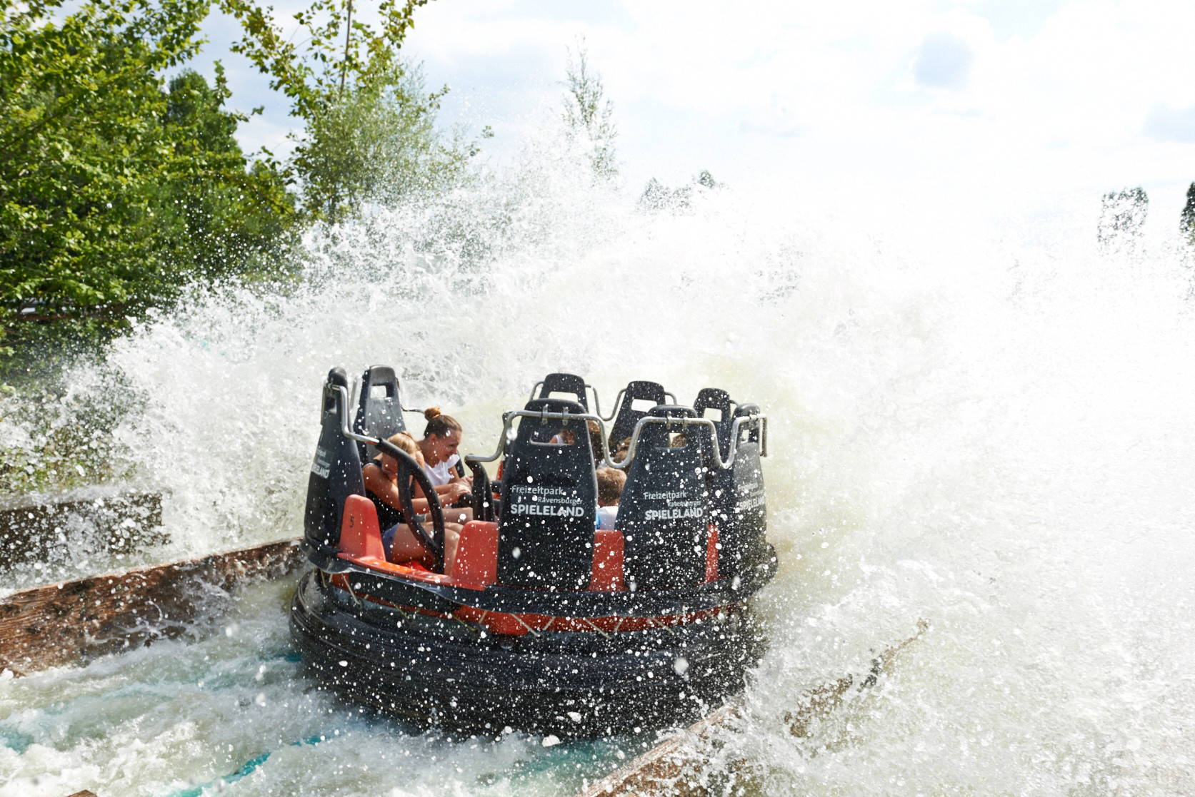 Alpin-Rafting
