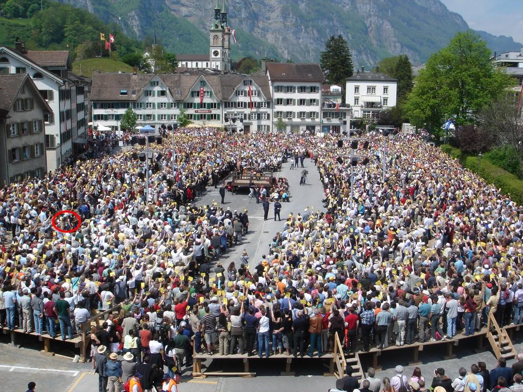 Glarus Landsgemeinde