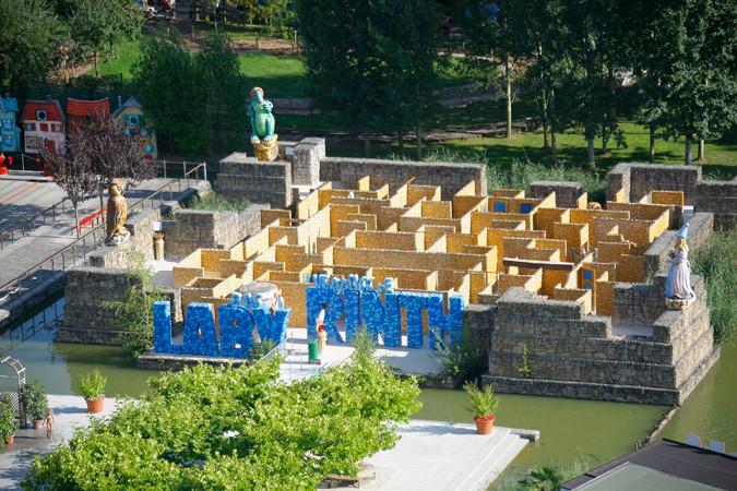 Das verrueckte Labyrinth