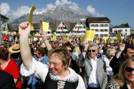 Appenzell Landsgemeinde